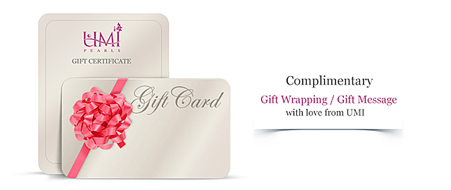 Complementary Gift Wrapping / Gift Message
