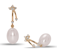 Pearls & Diamond Jewellery