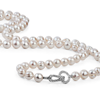 Pearls & Silver Jewellery