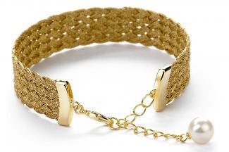 Dancing Pearl Bracelet